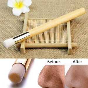 brosse douce nettoyage visage nez anti point noir pinceau laver soin d maquillan ebay. Black Bedroom Furniture Sets. Home Design Ideas