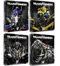 Transformers - Limited Edition Best Buy Steelbook Collection (Blu-ray) PRE-ORDER