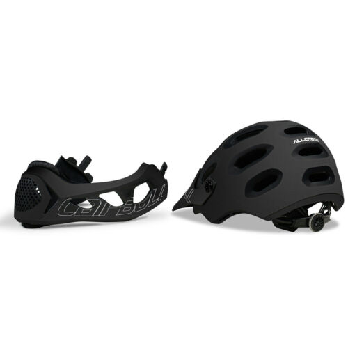 Adult Cycling Helmet Full Face Casco MTB Mountain Road Downhill Bicycle Helmets