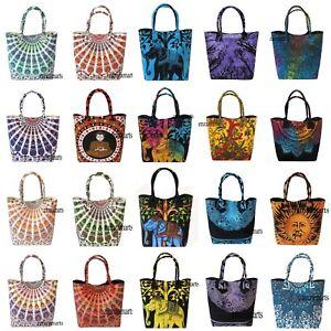 4e6c21d03e Image is loading Wholesale-Indian-Mandala-Handbag-Women -Shoulder-Shopping-Hippie-