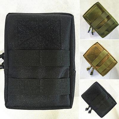 Tactical Molle Bag Belt Waist Pack Military Pouch Waist Fanny Pack Phone Pockets