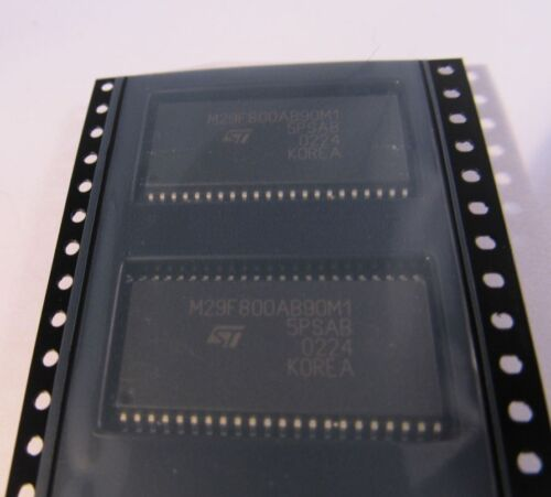 AE17//1520 STM SO44 M29F800AB90M1T - 3pcs 3 Stück 8Mbit Flash Memory