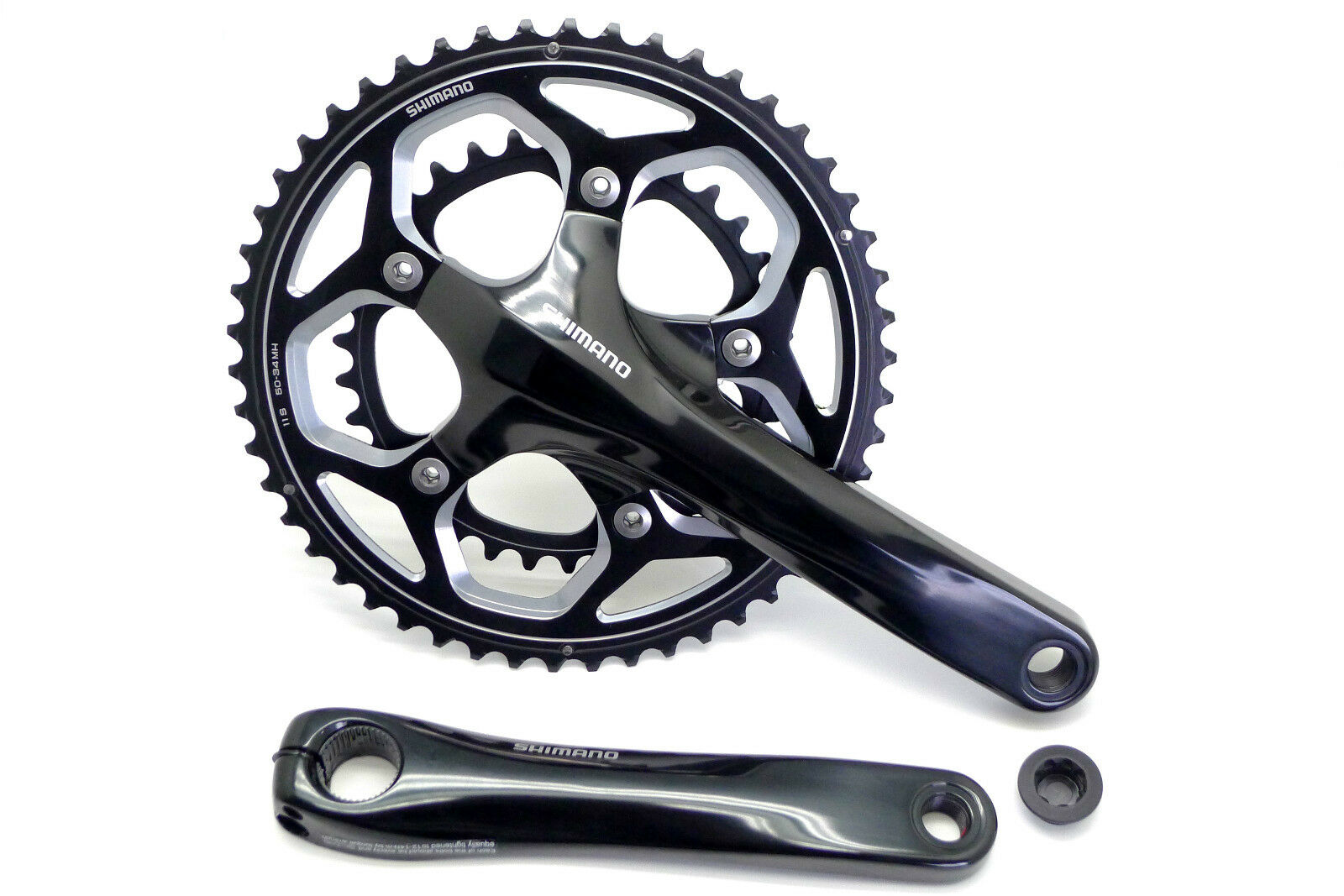 Shimano FC-RS500 2x11 Speed 50 34T  175mm Crankset (w o BB)  order now enjoy big discount
