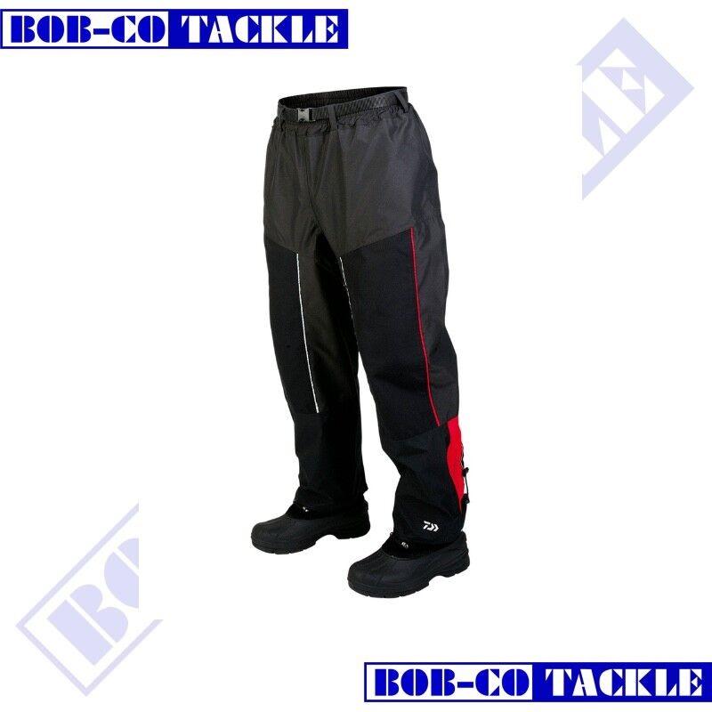 Daiwa  personal Gore-Tex pantalón negro y rojo  Precio por piso