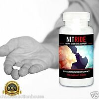 Nitric Oxide Blood Flow Booster For Male Enhancement & Penile Engorgement N.o.