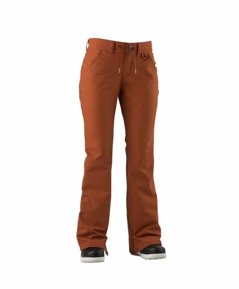 Airblaster Fancy Pants Womens Snowboard Pants XS Copper New