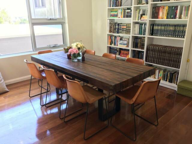 Coco Republic Hardwood Dining Table For Sale Online