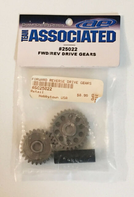 asc25022 Associated 25022 MGT Forward /& Reverse Drive Gears