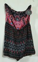 Rue21 Shorts Jumper One Piece Size Large