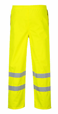Warnschutzhose, Warnschutz, Arbeitshose, gelb, High-Visiblity, Portwest, NEU!!!!