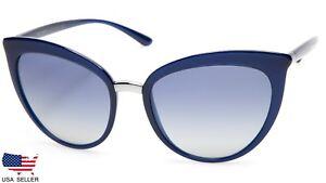 73df087f628f NEW D&G Dolce&Gabbana DG6113 3094/4L OPAL BLUE SUNGLASSES 55-18-140 ...