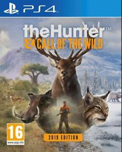 THE-HUNTER-CALL-OF-THE-WILD-2019-EDITION-For-PS4-New-amp-Sealed