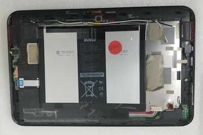 Frame LCD Screen Digitizer Touch Assembly For Verizon 10/'/' QTAIR7 Ellipsis 10
