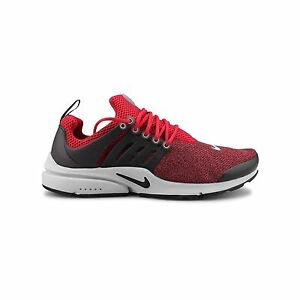 {848187-603} Men's Nike Air Presto Essential Shoes Burg/Grey/Black *New*