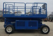 Upright Lx31 Electric Scissor Lift 31 Foot 2 Wheel Drive