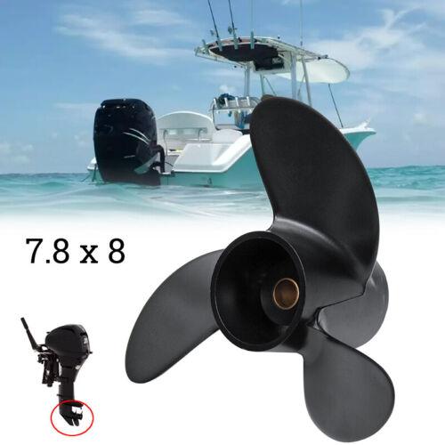 Für Tohatsu Nissan Mercury 4-6HP 2-Takt 5PS Propeller Außenborder Ersatz Teil