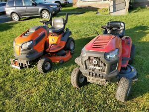 Used Riding Lawn Mowers For Sale Ebay