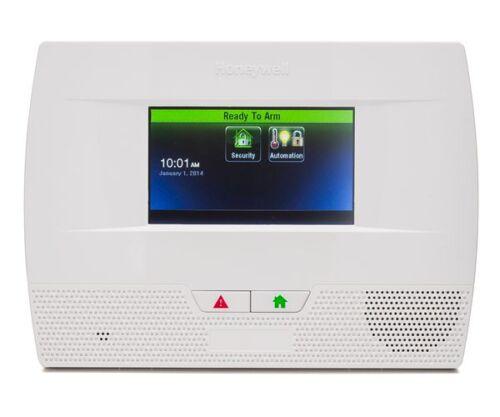 honeywell lynx touch l5210 alarm system update from l5100 l5200 rh ebay com Honeywell Alarm M7458 Keypad Manual Honeywell Alarm Keypad Manual