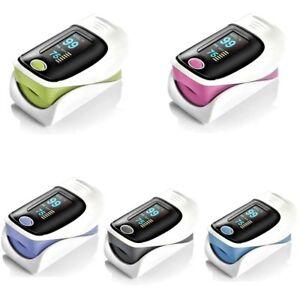 Oxygen Meter Portable Finger Pulse Oximeter Oximeter Oximeter SM