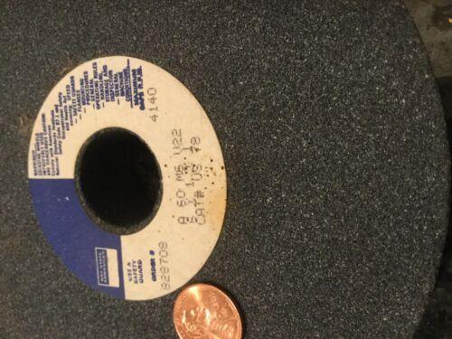 bay state abrasives grinding wheel 6 x 1  x 1  A 60 M6 V22 VS 78 new old stock