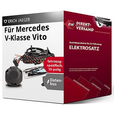 spezifisch NEU inkl EBA Mercedes V-Klasse Vito E-Satz 13-pol