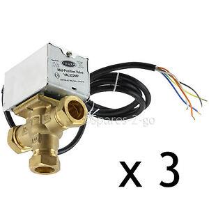 3-x-TOWER-VAL322MP-Motorised-Mid-Position-Central-Heating-Valve-22mm-3-Port