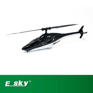 ESKY 300 V2 Mini Flybarless 6CH 2.4Ghz FXZ 6 DOF Axis RC Helicopter Toy Mode 2