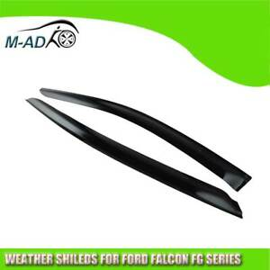 Weather-shields-for-Ford-Falcon-FG-Series-Base-XR6-Turbo-XR8-Sun-Weathershields