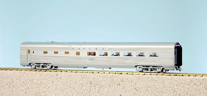 USA Trains Escala G R31003 Santa Fe super jefe Diner 2 Pasajero Coche Nuevo
