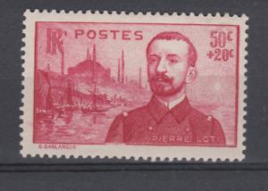 FRANCE-1938-YT-353-N-MNH-NSC-COTE-7-Pierre-LOTI