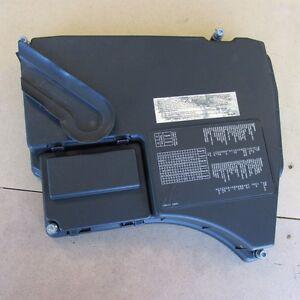 bmw e i il engine compartment fuse box relay cover fusebox image is loading bmw e38 740i 740il engine compartment fuse box