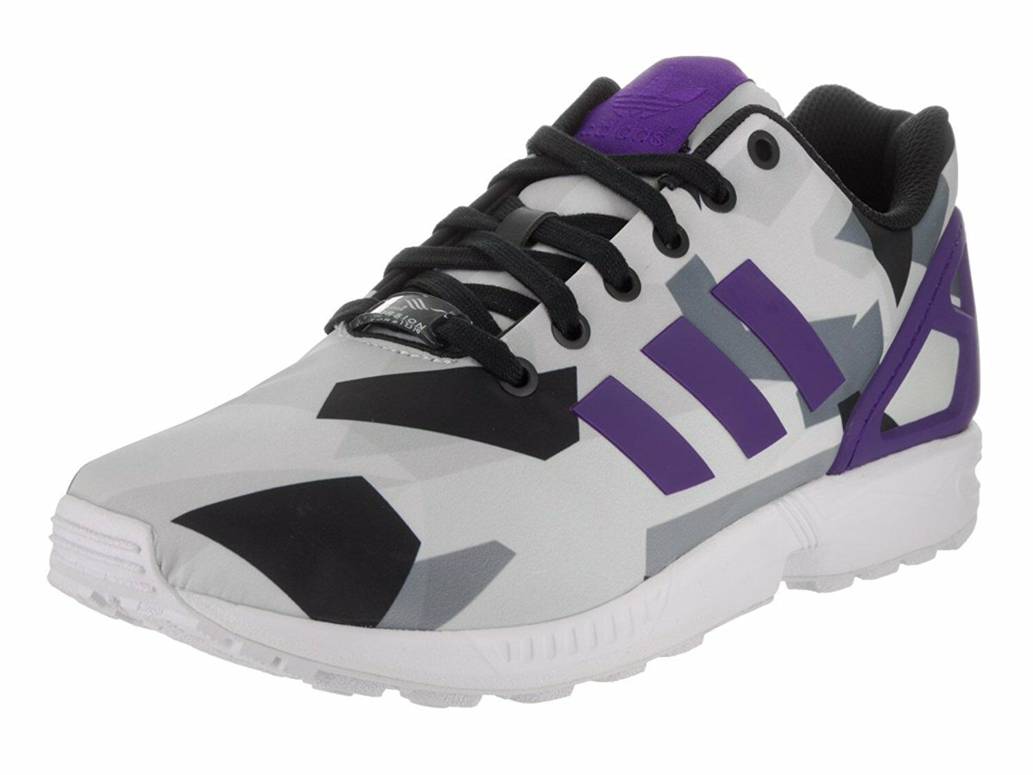 Adidas Mens ZX Flux  / PurpleRunning Athletic B34517- Pick Price reduction