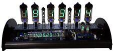 Weihnachtsgeschenk Nixie Ära VFD Uhr IV-11 DCF incl Gehäuse DIY Clock for UK -1h