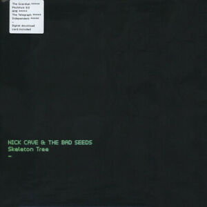 """LP NICK CAVE AND THE BAD SEEDS """"SKELETON TREE"""". Neuf"""