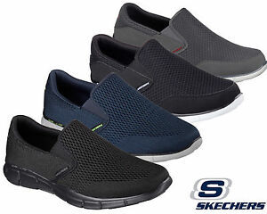 Sketchers Memory Mens Shoes