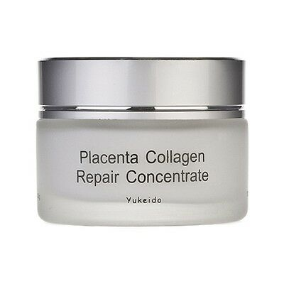 Yukeido Placenta Collagen Repair Concentrate 38g Skincare Serum NEW #1627