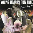 KYM MAZELLE - YOUNG HEARTS RUN FREE. (UK, 1997, PROMO CD SINGLE, CDKYMDJ 101)