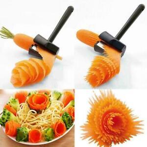 Spiral-Vegetable-Shred-Slicer-Spiralizer-Fruit-Cutter-Peeler-Kitchen-Tool-Useful