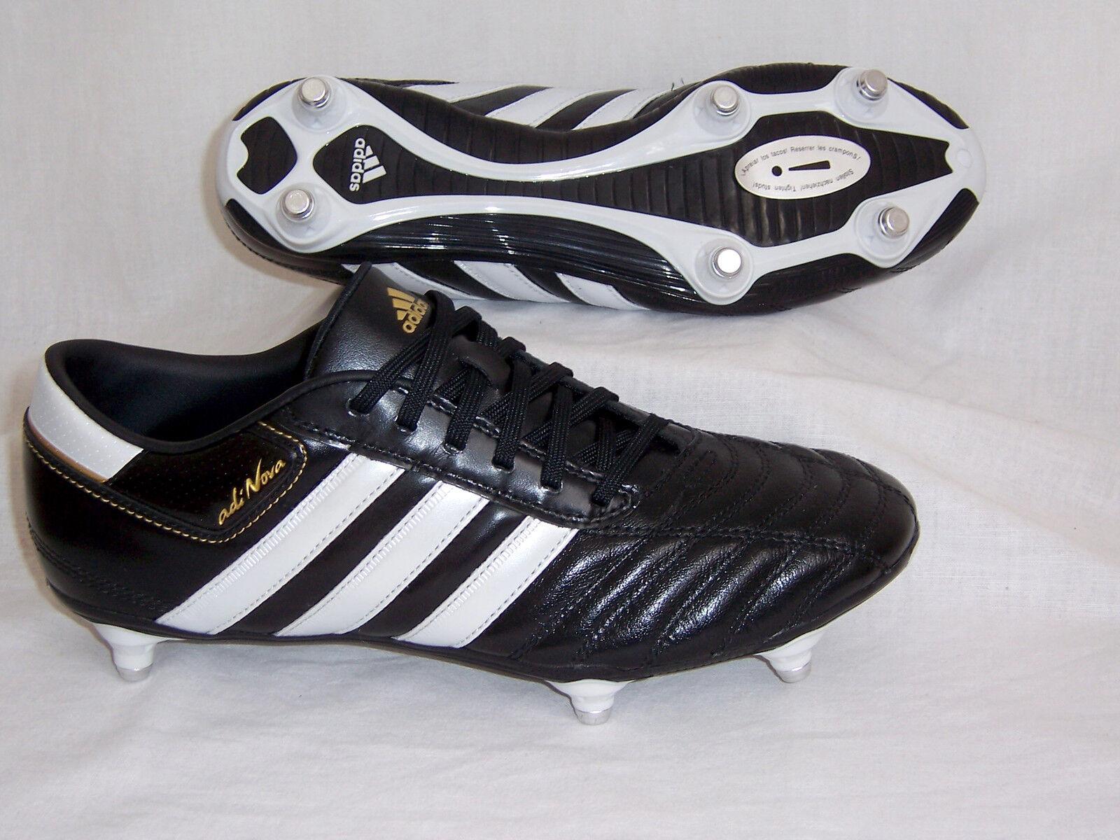 Chaussures de de de Foot neuves ADIDAS Adinova 2 SG pointure 41 1 3 596cca