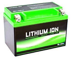 2010-2011 Batterie Moto lithium HJT12A-FPS//YT12A-BS aprilia RSV4 1000 R