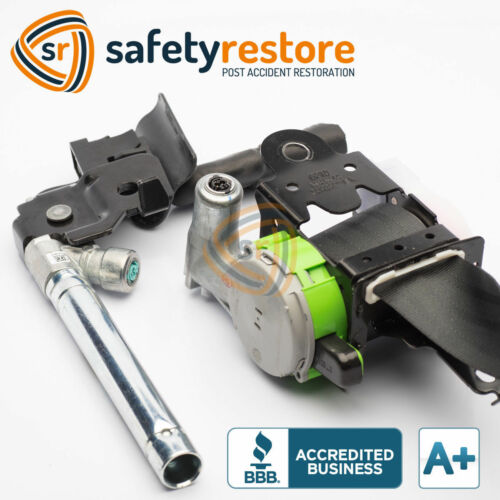 Repair Service OEM All VOLKSWAGEN Dual-Stage Seat Belt Pretensioner 2 plugs