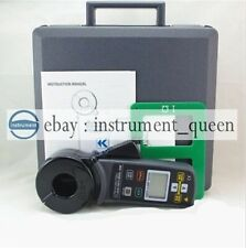 Kyoritsu 4200 Earth Clamp Tester Earth Resistance From 005 To 1200