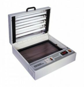 Details about Comec BR35M Vacuum Sealed UV Exposure Unit for Pad Printing  Plates and Clichés