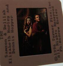 SAMSON AND DELILAH CAST Elizabeth Hurley Dennis Hopper Eric Thal 1995 SLIDE 1