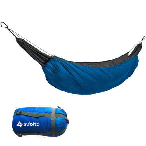 Portable Hammock Outdoor Camping Hiking Underquilt Thermal Picnic Travel Blanket