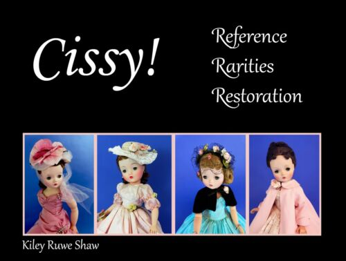 Rarities SALE ♡ Cissy Book Restoration Reference!