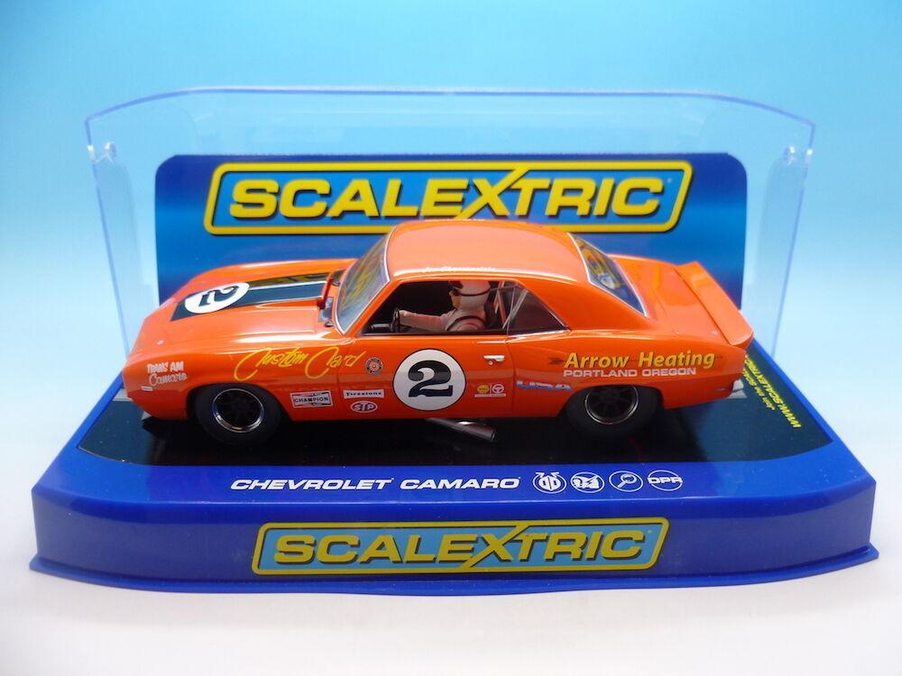 Scalextric C3611 Chevrolet Camaro 1969, mint unused