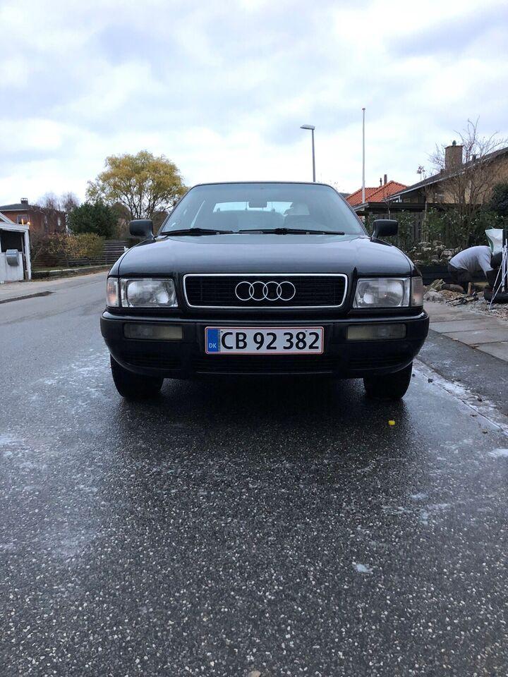 Audi 80, 2,0, Benzin