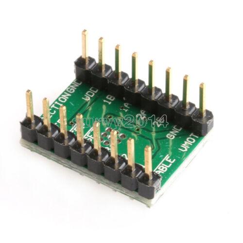 2//5//10PCS StepStick Stepper Motor A4988 Driver Module For Reprap 3D Printer
