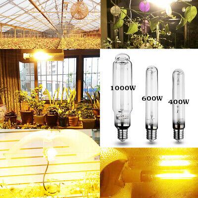 SYLVANIA SHP-TS 400W Klar E40 Blüteleuchtmittel Pflanzenlampe Natriumdampf